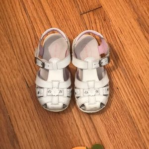 Stride Rite girls sandals